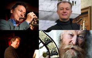 Kristensen, Precenser, Christoffersen, Rasmussen Kvartet