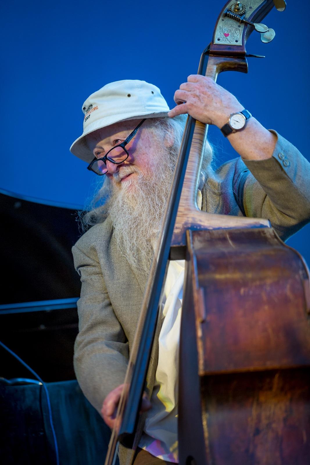 1/11 2015: Musikalske hyldest til Hugo Rasmussen